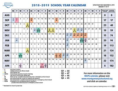 Montgomery County Public Schools makes changes to next year\u0027s