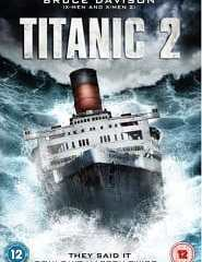 titanic 2 dvd case