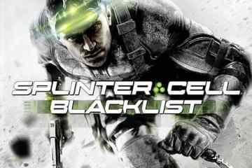 Splinter Cell cover