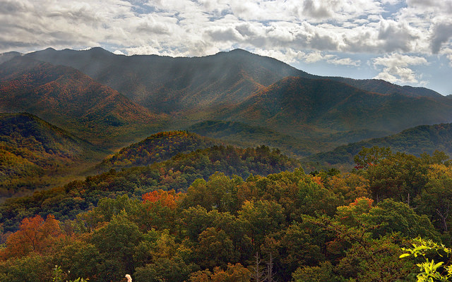 Gatlinburg In The Fall Wallpaper Great Smoky Mountains National Park Guide Blue Ridge