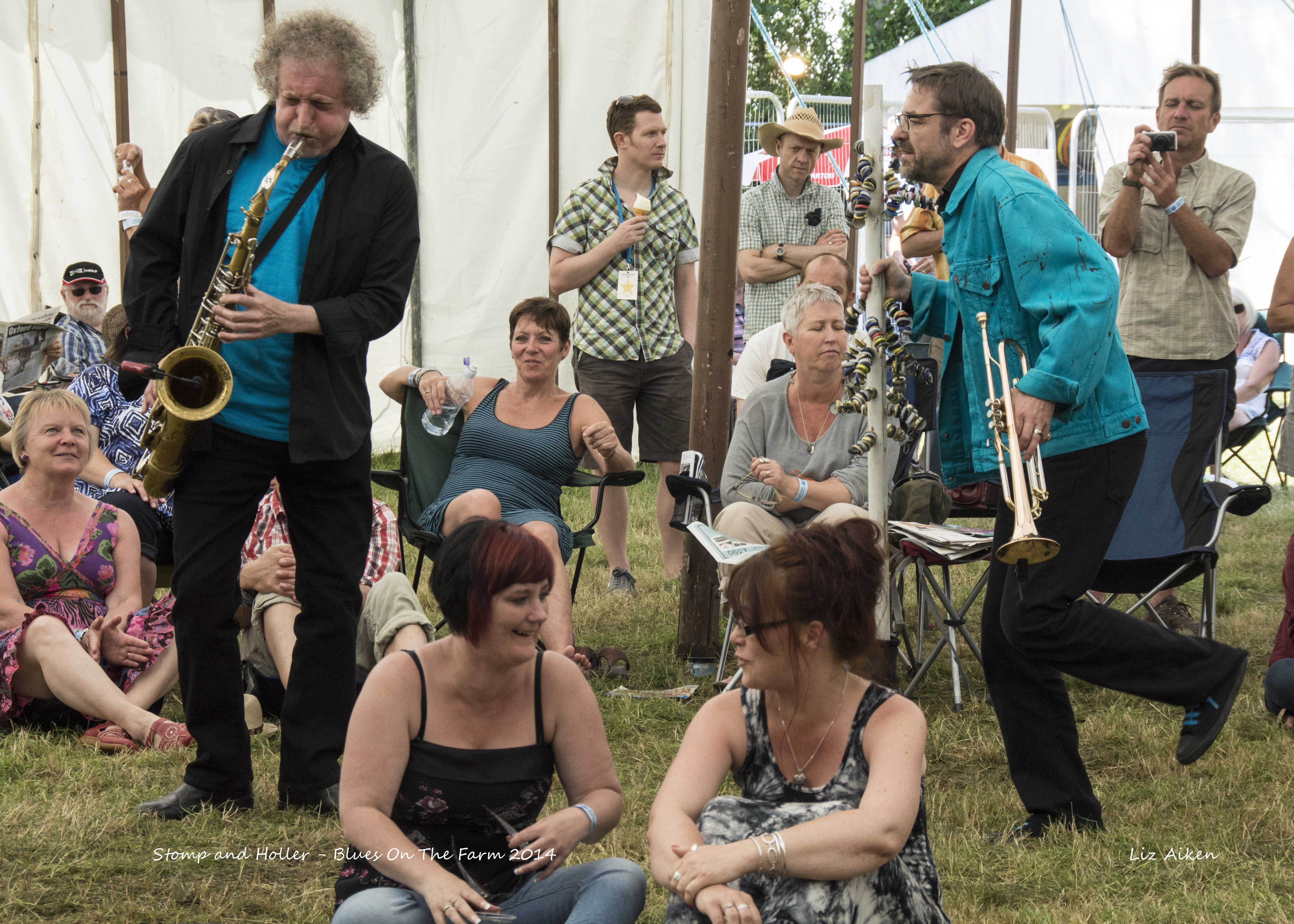 Becky Hollands Reviews Stomp And Holler The Farm L