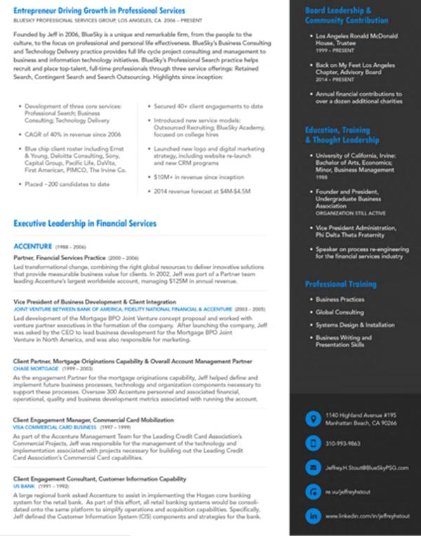 What\u0027s in a Resume? BlueSky PSG