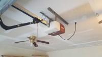 Bungee Cord & a Garage Door Opener   Garage Door Repair