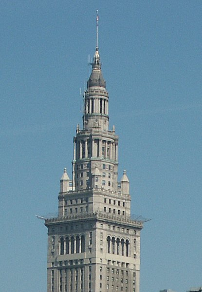 Architects Cleveland Ohio Images Of Terminal Tower By Graham, Anderson, Probst And White