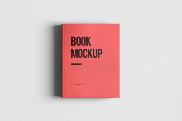 Umbrella Photoshop Mockup Free Free Psd Book Cover Mockup