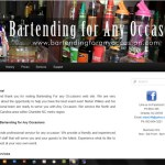 bartending for any occasion
