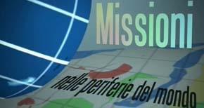 Logo Tv2000 Missioni Periferie del mondo