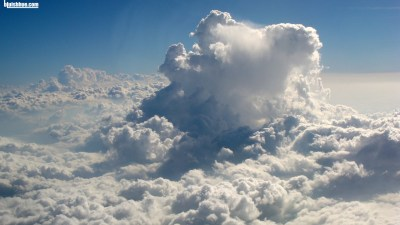 Above the clouds wallpaper | Wallpaper Wide HD