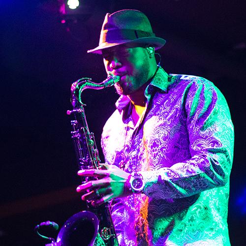 BLU Jazz+ Elan Trotman - BLU Jazz+