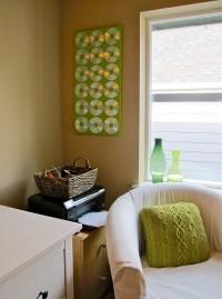 5 DIY Easy Wall Art Projects   BluKatDesign Handmade ...