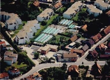 Die Gärtnerei bis 1990