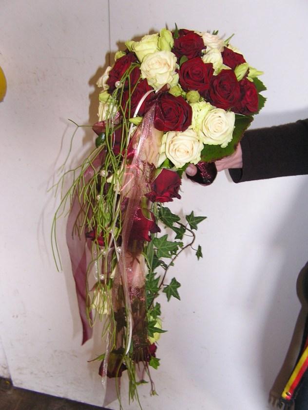 Brautsträuße und Anstecker #7