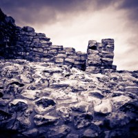 Mayan Ruin on Isla Mujeres   Blurbomat.com