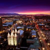 25 Seconds over Salt Lake City