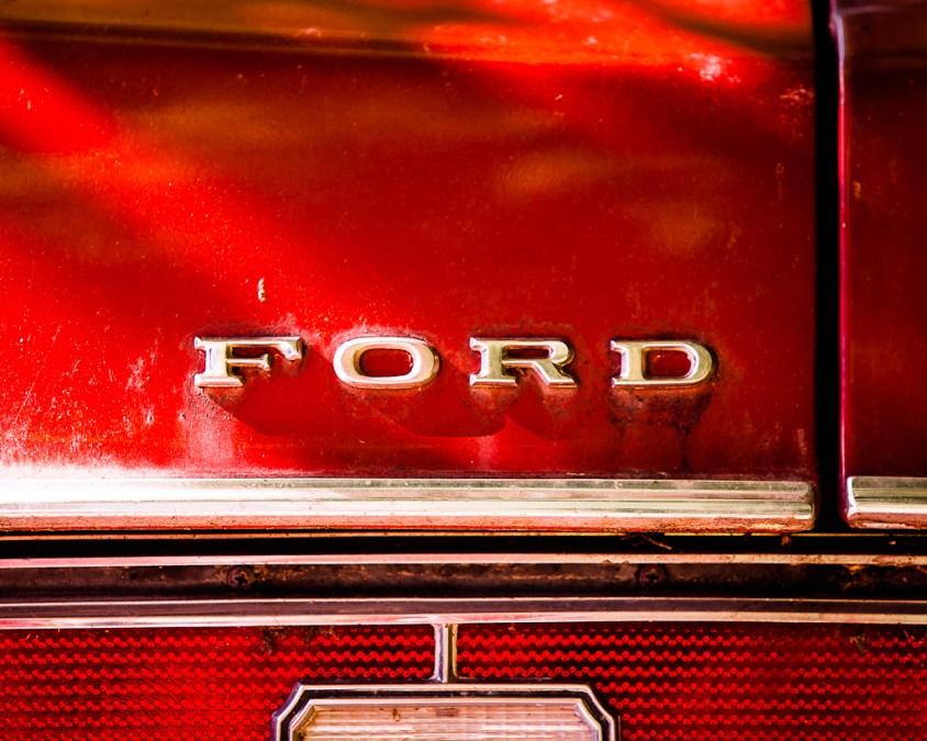 Vintage Detroit Iron