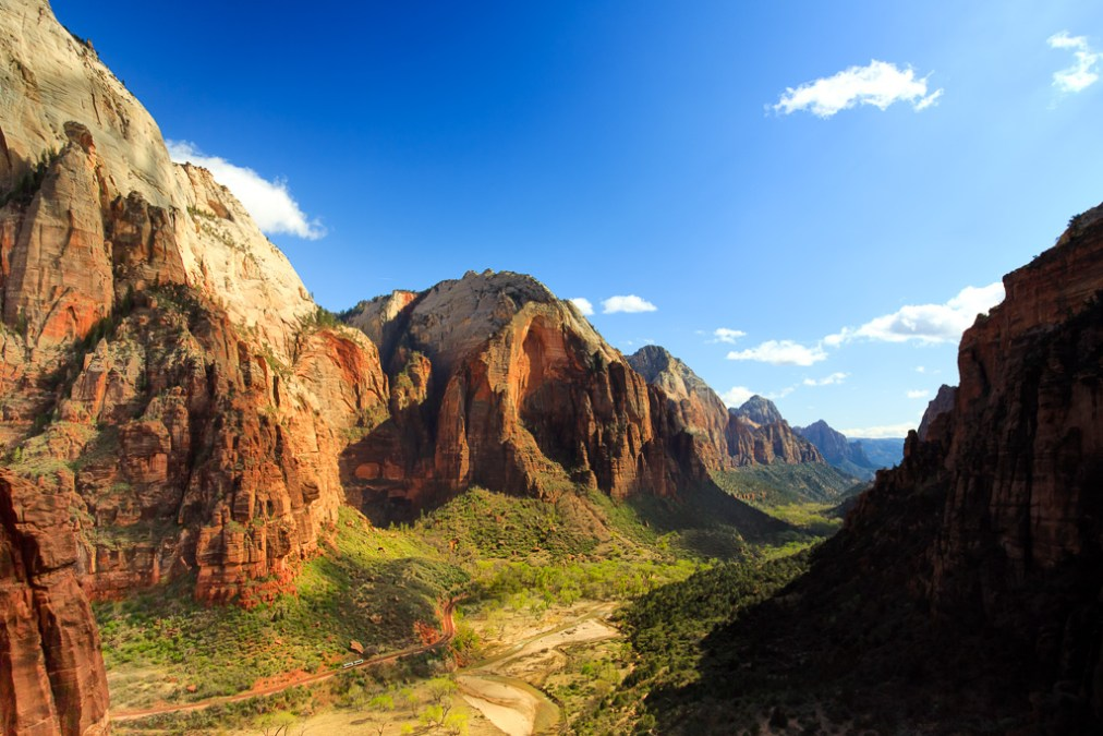 Zion Canyon (with Shuttle)
