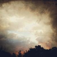 Singed clouds | Blurbomat.com