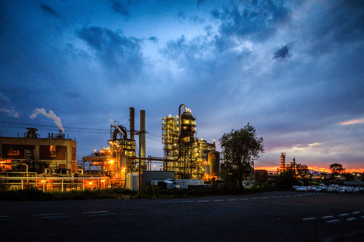 Sunset Refinery II