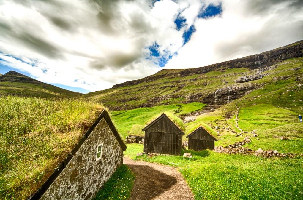 Faroe Islands, First Day: Saksun