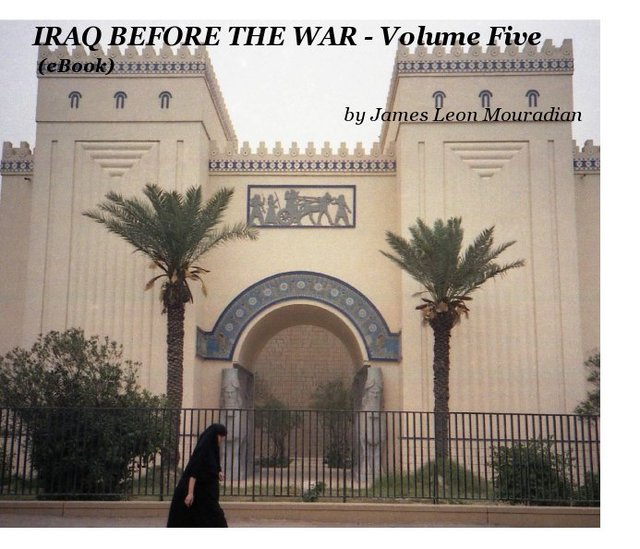 Amazon Bookstore Iraq Before The War - Volume Five (ebook) | Blurb Books