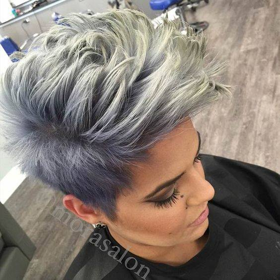 Best Trendy Haircuts For Round Face 60 Incredibly Stylish Pixie Short Hairstyle For Chic Look