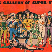 "Be Part Of The New DC Documentary: ""Necessary Evil: Villains Of DC Comics"""