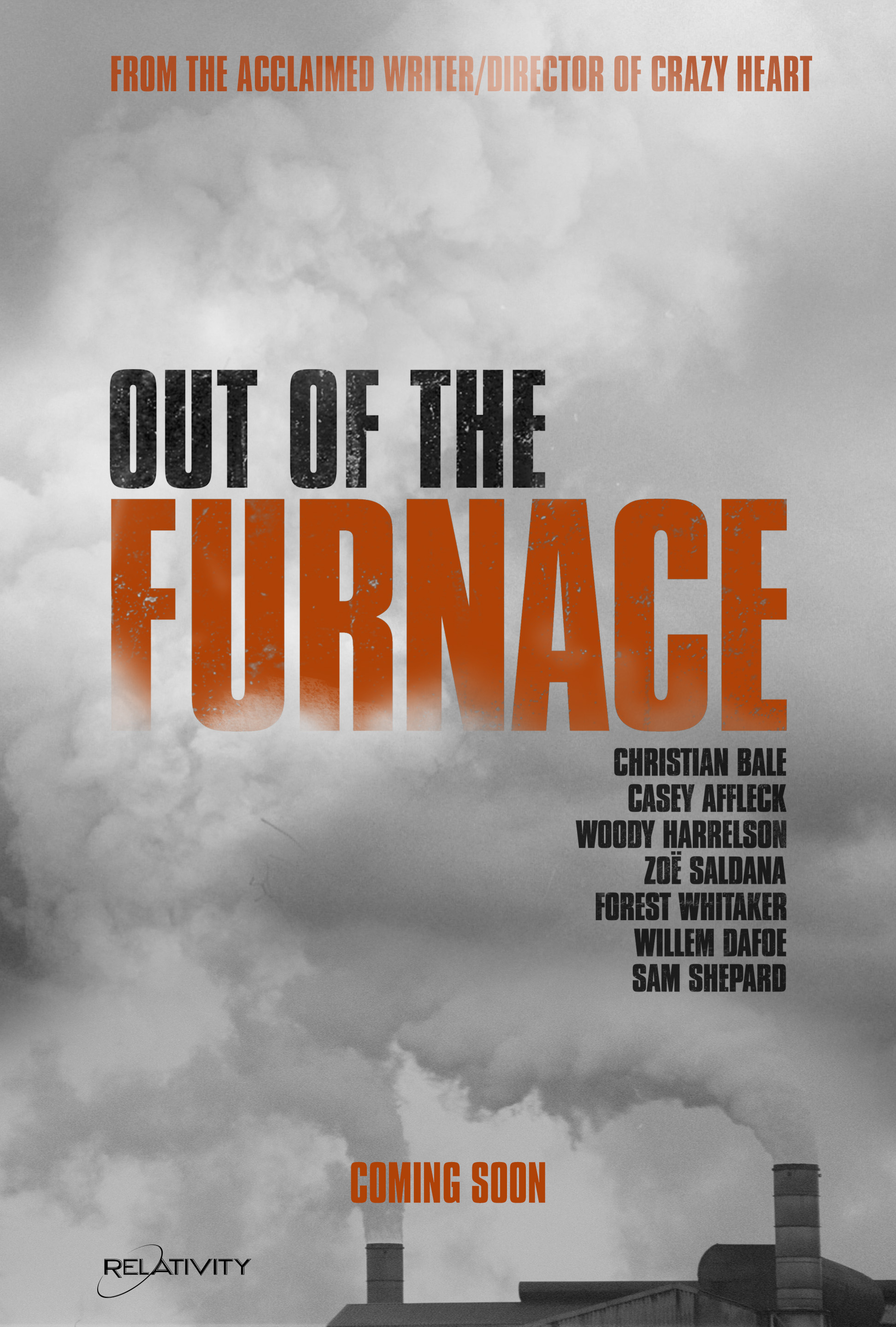 Watch The First Trailer For Out Of The Furnace Staring