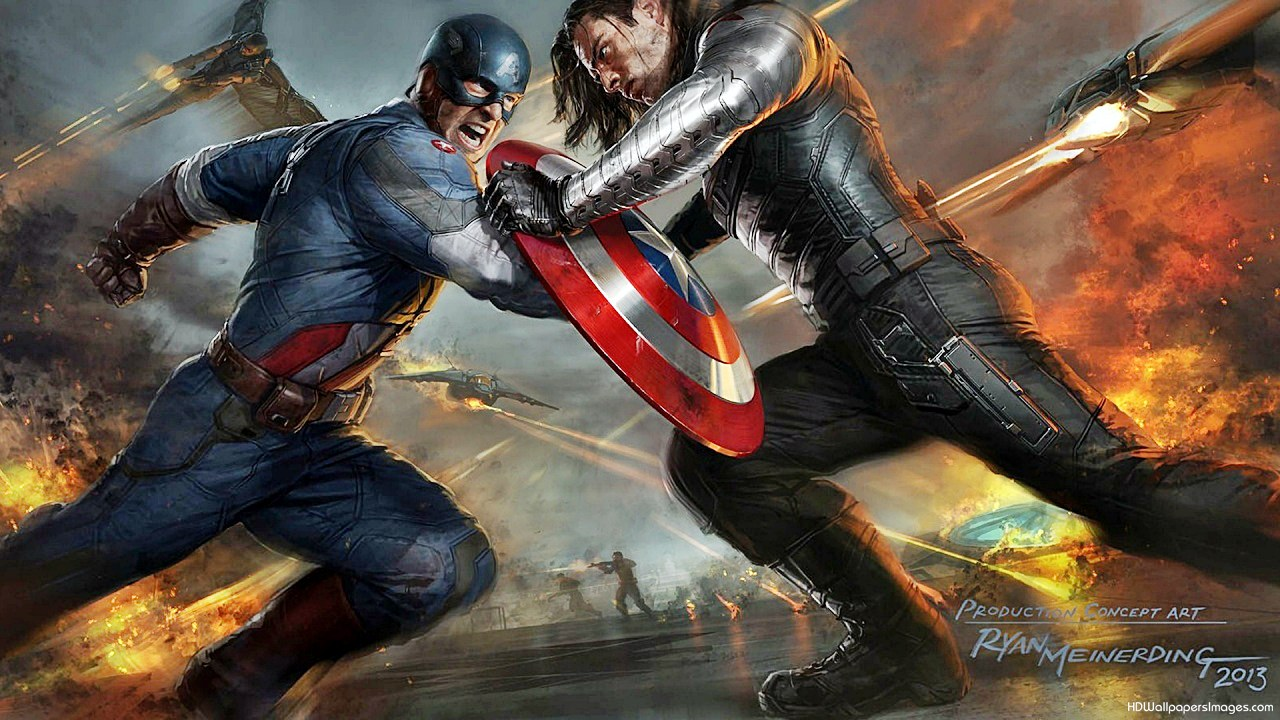 Spider Man 3d Live Wallpaper Pc Marvel S Captain America The Winter Soldier Coming To