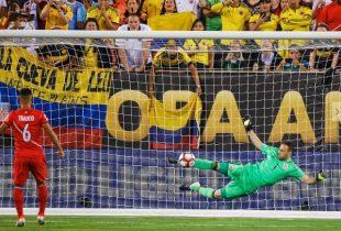 Colombia vs Peru 2