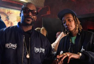 NEW YORK, NY - MAY 03:  Rappers Snoop Dogg and Wiz Khalifa attend the 2nd Annual National Concert Day presented by Live Nation at Irving Plaza on May 3, 2016 in New York City.  (Photo by Kevin Mazur/WireImage for Live Nation)
