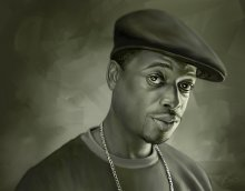 devin_the_dude_digital_painting_by_timothysmithdesign-d9j0k7s