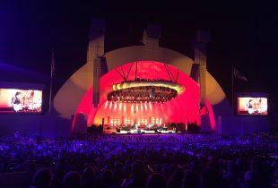 Jeff Beck at Hollywood Bowl 8/10/16.