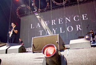 Lawrence Taylor at KAABOO 2016, September 16th. Photo by Derrick K. Lee, Esq. (@Methodman13) for www.BlurredCulture.com.
