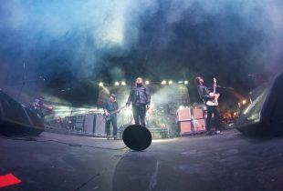 Rival Sons at Music Tastes Good 2016, September 23rd. Photo by Derrick K. Lee, Esq. (@Methodman13) for www.BlurredCulture.com.