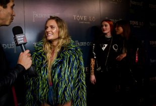 "Tove Lo at the Premiere of Tove Lo's Film ""Fairy Dust"" @ Egyptian Theatre 10/28/16. Photo by Derrick K. Lee, Esq. (@Methodman13) for www.BlurredCulture.com."