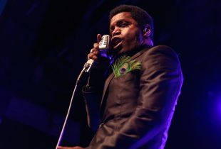 Vintage Trouble At The Fonda Theatre 8/12/15. Photo by David Benjamin (@iamdb). Used with permission.