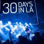 Los Angeles Police Department at the Teragram Ballroom as part of Red Bull Sound Select Presents: 30 Days in LA, in Los Angeles, CA, USA 11/13/16 (Photo by Drew Gurian for Red Bull Sound Select). Used With Permission.