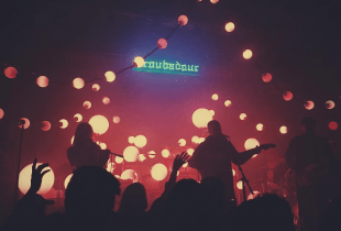 Portugal. The Man @ Troubadour 10/27/16. Photo by, and Courtesy of Andrew Bramasco (@AndrewBramasco). Used With Permission.