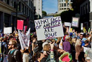 Women's March Los Angeles 1/21/17. Shot by Derrick K. Lee, Esq. (@Methodman13) for www.BlurredCulture.com.