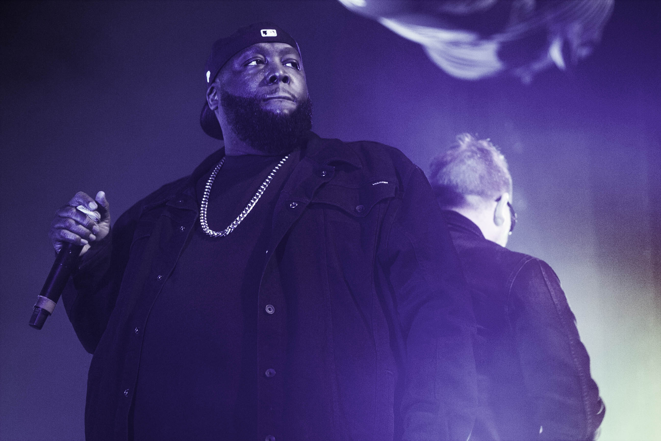Run The Jewels @ Observatory North Park 1/30/17. Photo by Hector Vergara (@theHextron) for www.BlurredCulture.com.