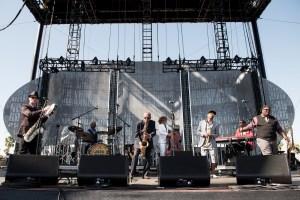 Preservation Hall Jazz Band @ Coachella 4/14/16. Photo by Roger Ho. Courtesy of Coachella. Used with permission.