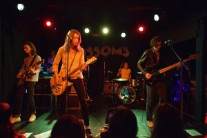 Blossoms @ The Echo 4/18/17 // Photo by Derrick K. Lee, Esq. (@Methodman13) for www.BlurredCulture.com.