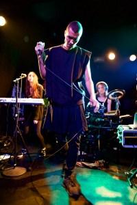 Saro at The Echo 6/14/17. Photo by Derrick K. Lee, Esq. (@Methodman13) for www.BlurredCulture.com.