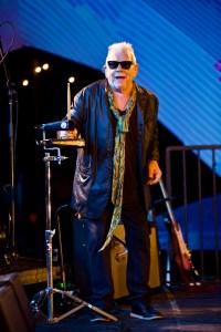 Eric Burdon at Santa Monica Pier's Twilight Concerts 7/20/17. Photo by Derrick K. Lee, Esq. (@Methodman13) for www.BlurredCulture.com.