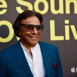 """Johnny Mathis on the Red Carpet for """"Clive Davis: The Soundtrack Of Our Lives"""" @ Pacific Design Center 9/26/17. Photo by Derrick K. Lee, Esq. (@Methodman13) for www.BlurredCulture.com."""