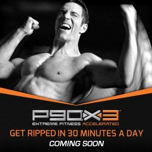 P90X3, Warrior Workout, Tony Horton, Beachbody, new P90X