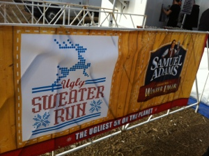 Ugly Sweater 5K Los Angeles, Samuel Adams