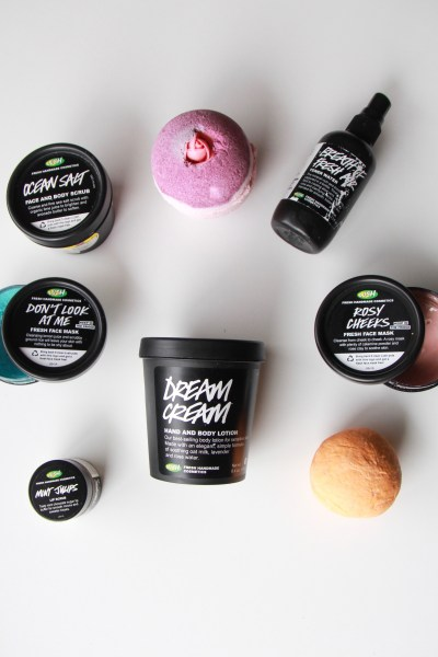 Favorite Lush Products