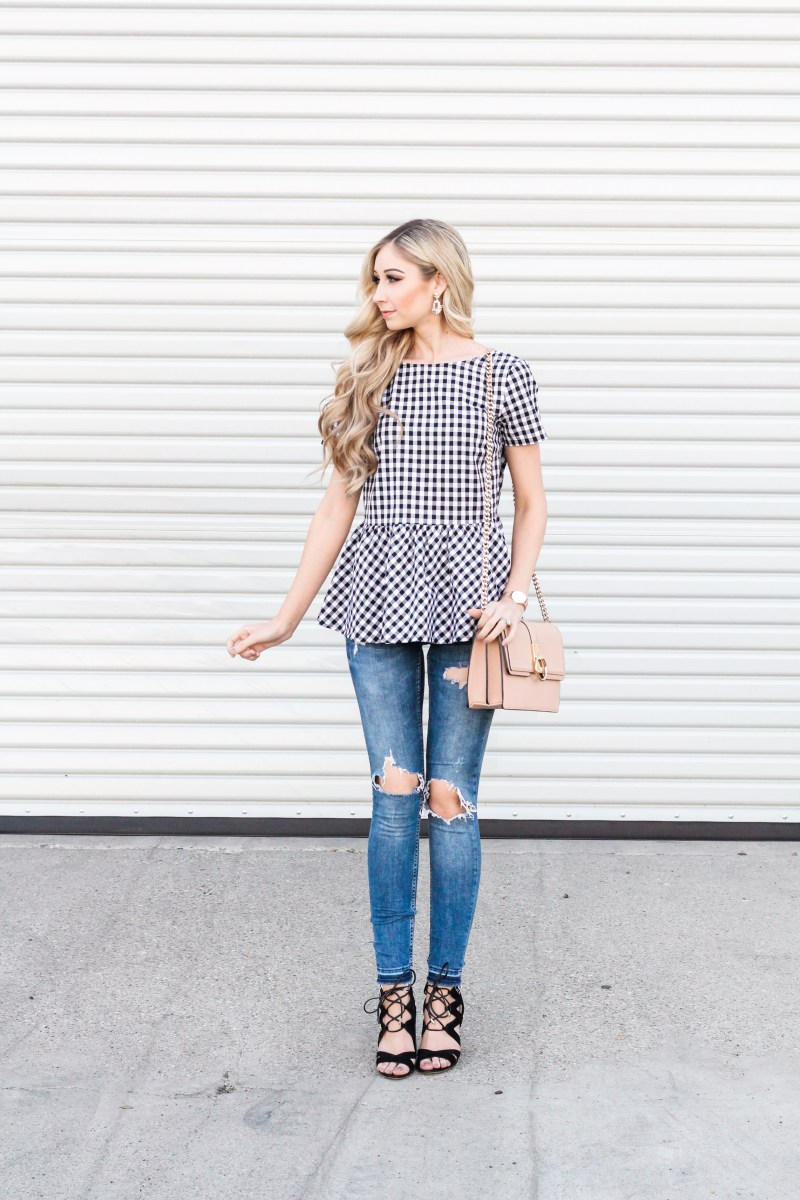 Gingham Perfection