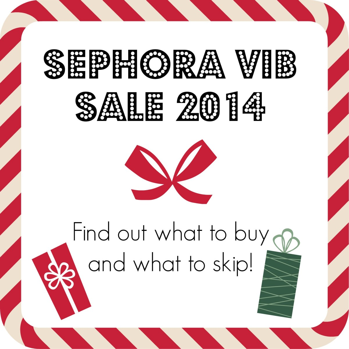Sephora VIB Sale What to Buy and What to Skip